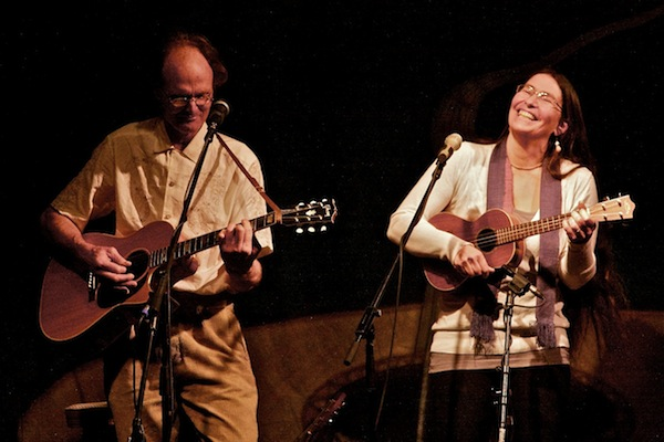 Charlie and Lisa Erck