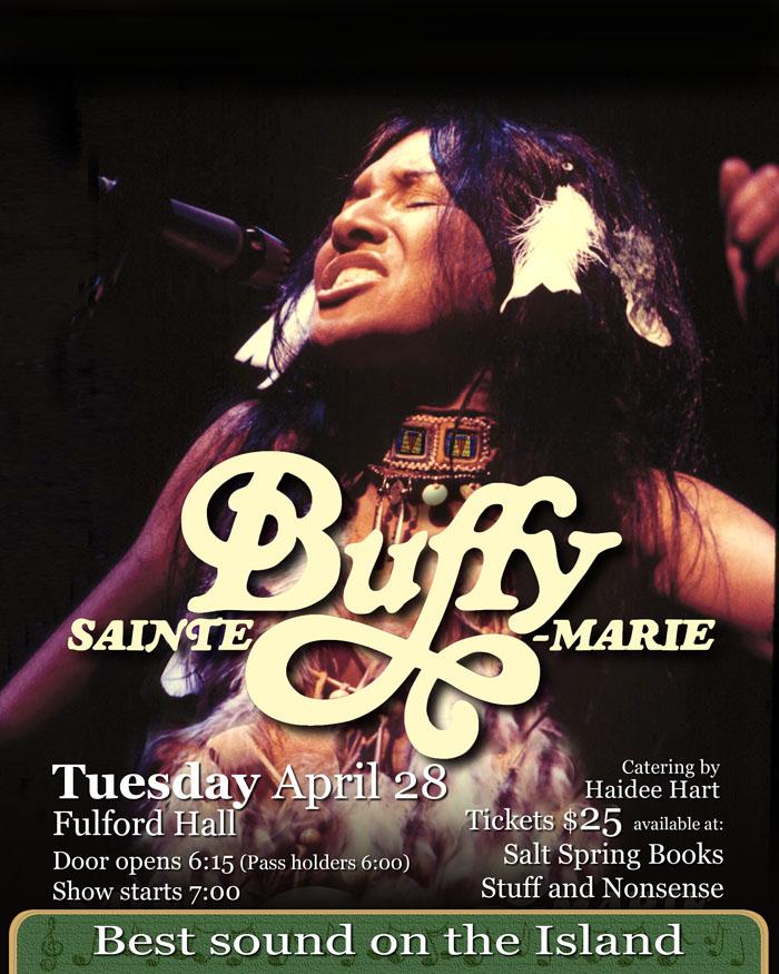 The Beautiful Buffy Sainte Marie