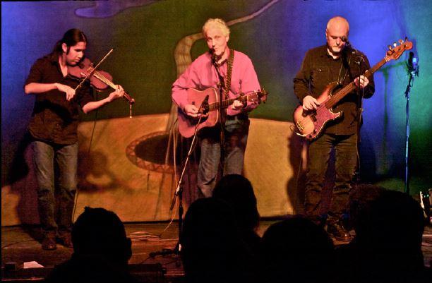 Alan Moberg with Wesley Hardisty and Ramesh Meyers